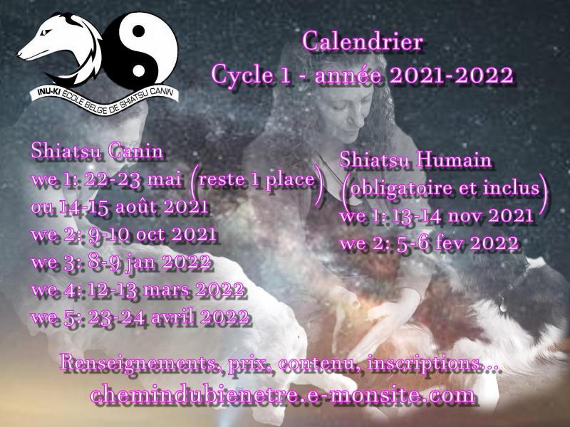 Cal cycle1 2021